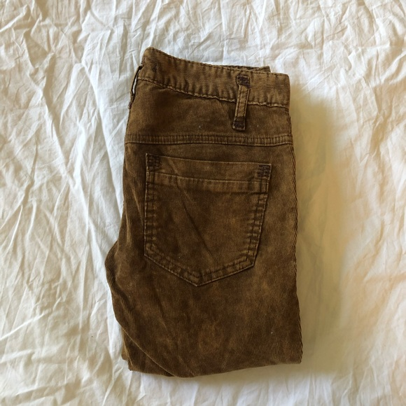 Free People Pants - Free People Corduroy Skinny Pants